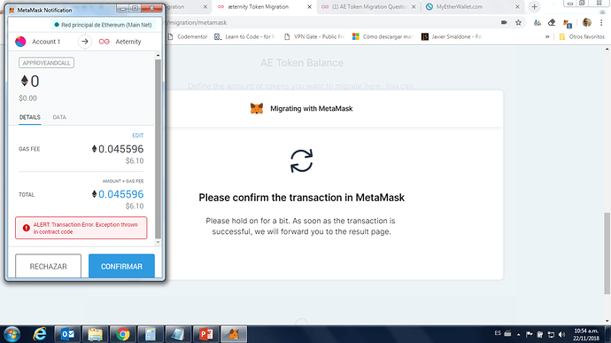 AE%20MetaMask%20Error