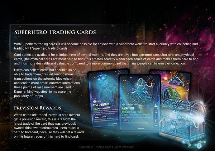 Superhero Trading Cards - Grant-03