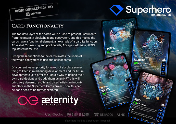 Superhero Trading Cards - Grant-05