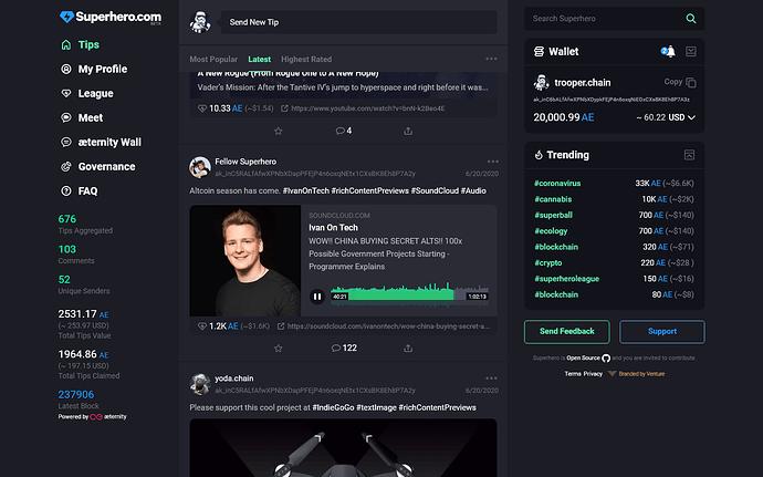 5. rich content previews - Sound Podcast - Audio