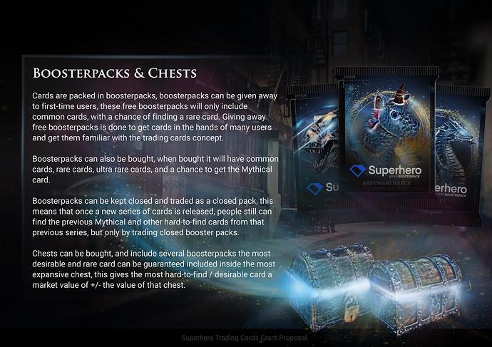 Superhero Trading Cards - Grant-04